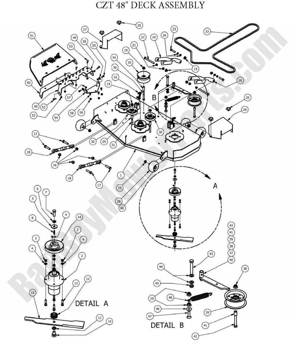 bad boy mower parts diagrams  bad  free engine image for