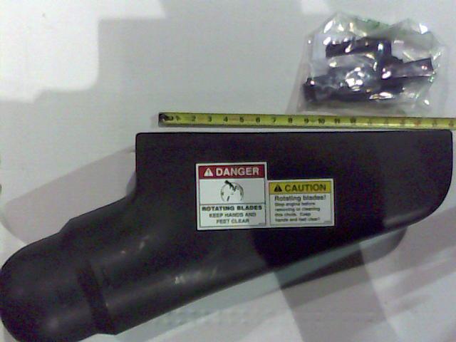 Bad Boy Mowers 088 1022 00 Universal Bagger Boot Plastic