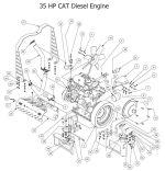 bad boy parts lookup 2014 diesels 28hp cat diesel engine 28hp cat diesel engine · 35hp cat diesel engine
