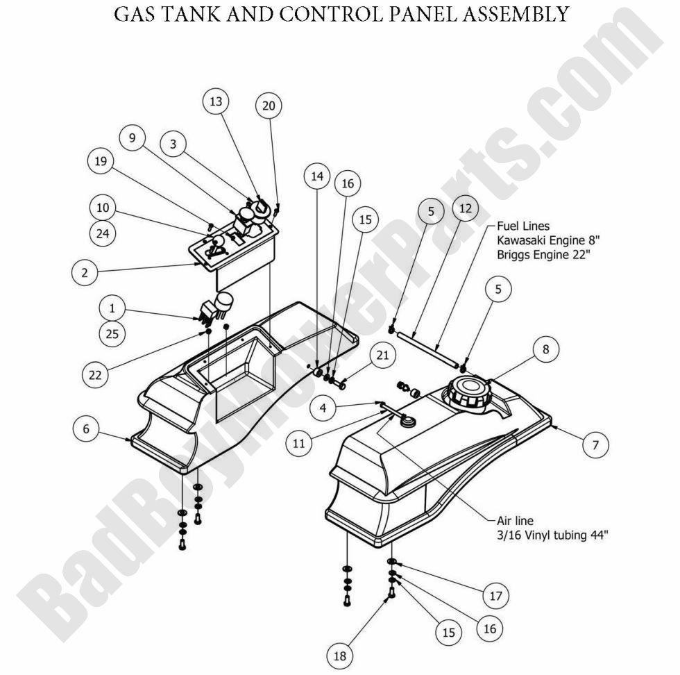 bad boy parts lookup 2013 mz control panel. Black Bedroom Furniture Sets. Home Design Ideas
