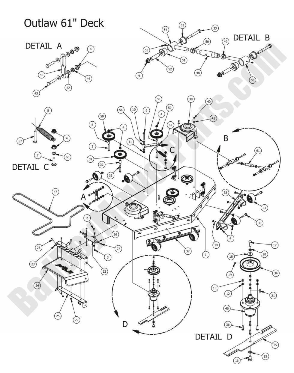 bad boy wiring diagram 26  | 980 x 1073