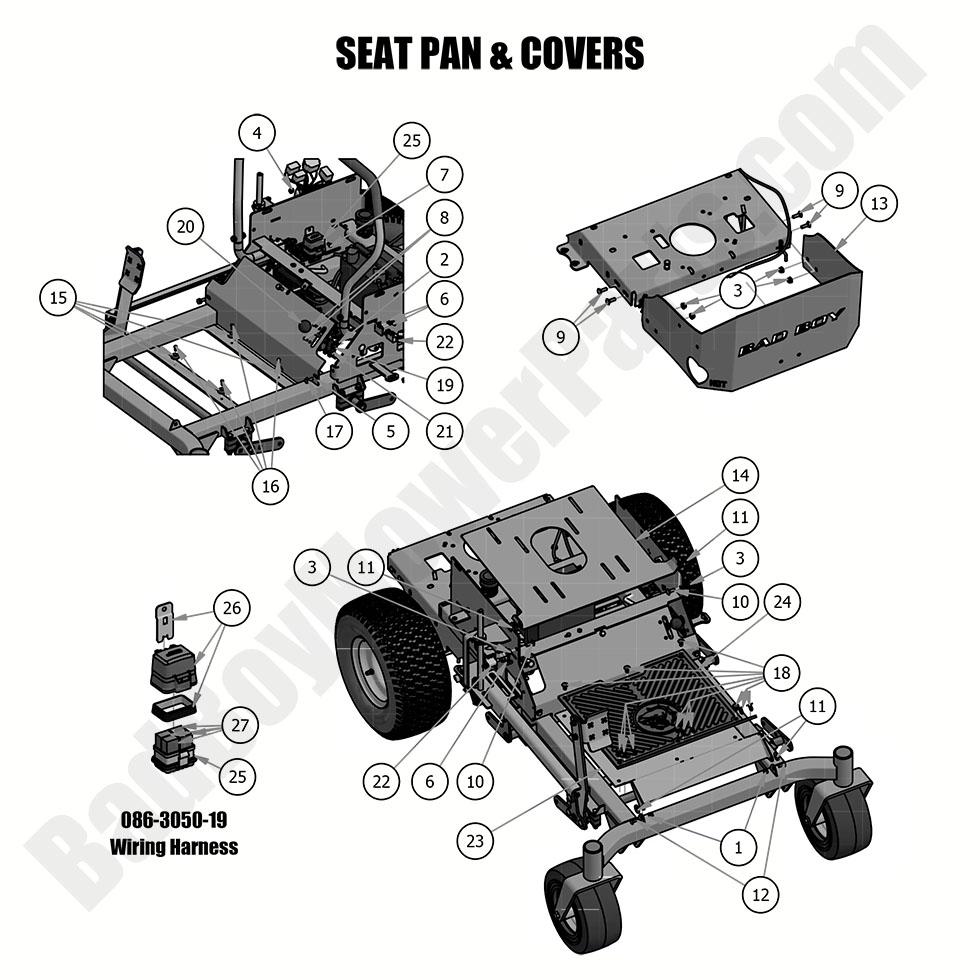 Stupendous Bad Boy Mower Parts Lookup 2019 Mz Mz Magnum Seat Pan And Beatyapartments Chair Design Images Beatyapartmentscom