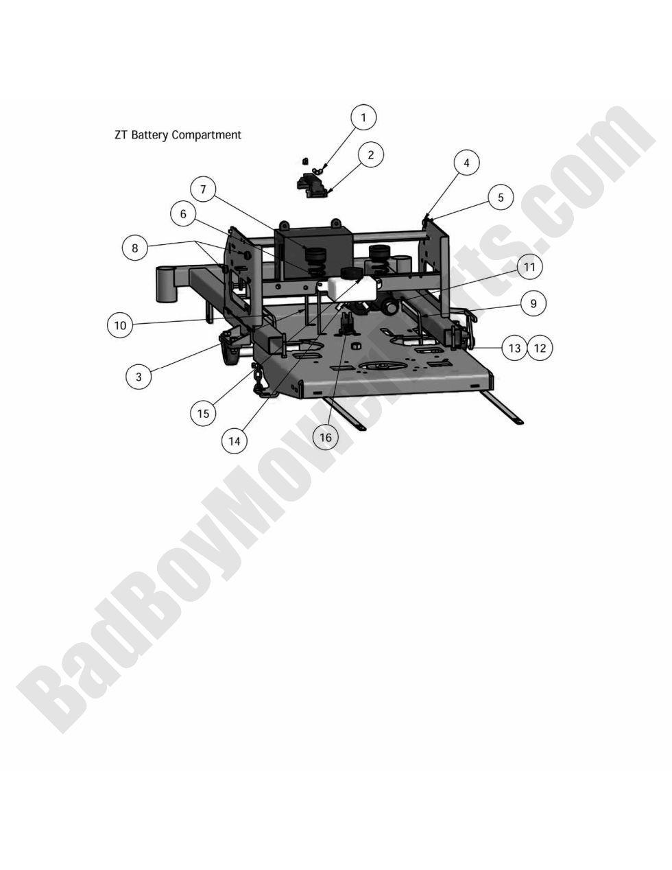 bad boy parts lookup 2010 zt battery. Black Bedroom Furniture Sets. Home Design Ideas