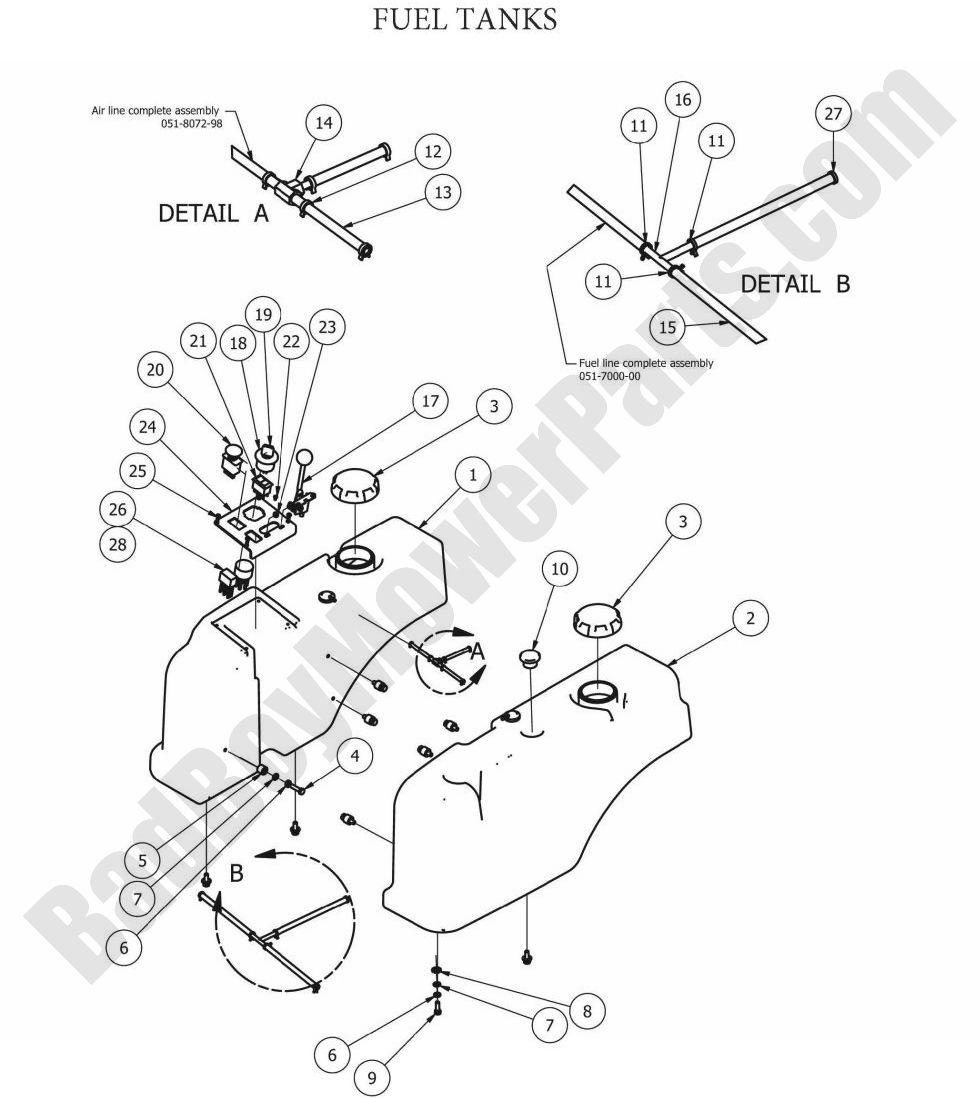 bad boy parts lookup 2012 zt fuel tanks. Black Bedroom Furniture Sets. Home Design Ideas