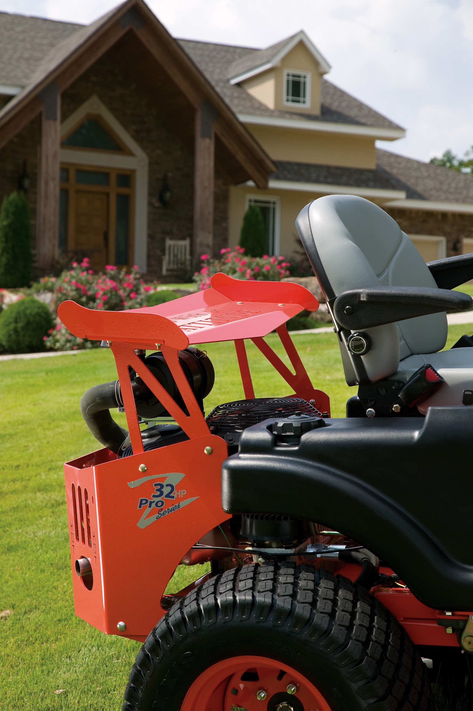 Southern Outdoor Power Llc Bad Boy Mower Accessories Spoilers
