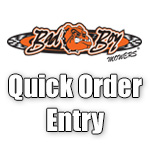 Bad Boy Mower Parts Quick Order Entry