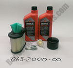 063-2000-00 - ZT/MZ Service Package for a 26/27 Briggs Engine
