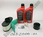 063-2000-01 - Kawasaki FR & FS Service Kit, for MZ, ZT, CZT, Maverick & Stand-On (Kawasaki FS Engine Only)