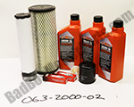063-2000-02 - Kawasaki FX Service Kit New Style Filters!