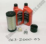 063-2000-03 - Briggs Vanguard 23hp Service Kit