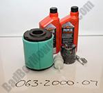 063-2000-07 - CZT, Maverick, Outlaw w/ Kohler Confidant Engine Service Kit