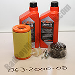 063-2000-08 - MZ Briggs Intek 19HP (540CC) Engine Service Kit