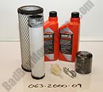 063-2000-09 - Outlaw/ Outlaw Extreme Kohler 824cc EFI Engine, and Pup Kohler 30HP Service Kit