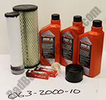 063-2000-10 - Outlaw/ Outlaw Extreme Vanguard 810/993cc Engine Service Kit