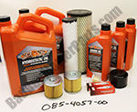 085-4057-00 - Outlaw/ Outlaw Extreme Briggs Vanguard 810-993cc Engine and Hydro Service Kit