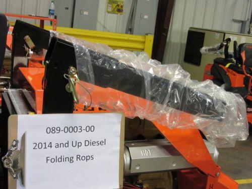 089-0003-00 - 2014 Diesel 2x3 Folding ROPS